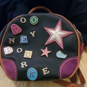 D&B Decal backpack